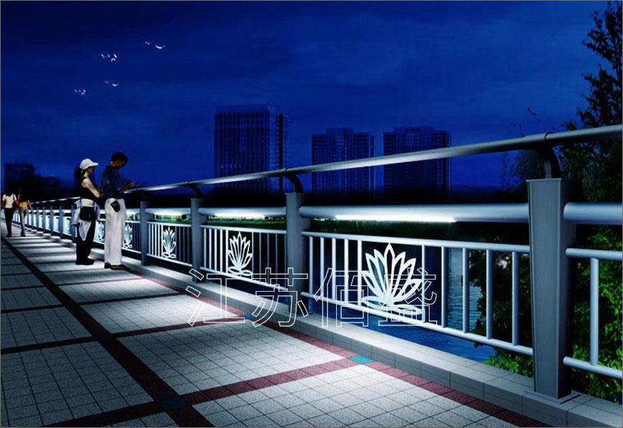 桥梁景观护栏的艺术设计