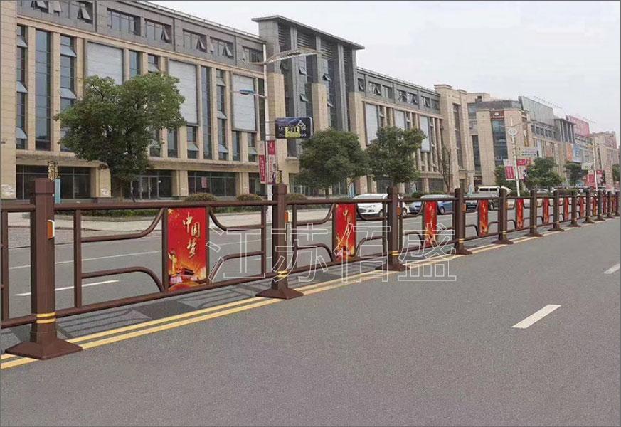 道路护栏的功能及安装注意事项