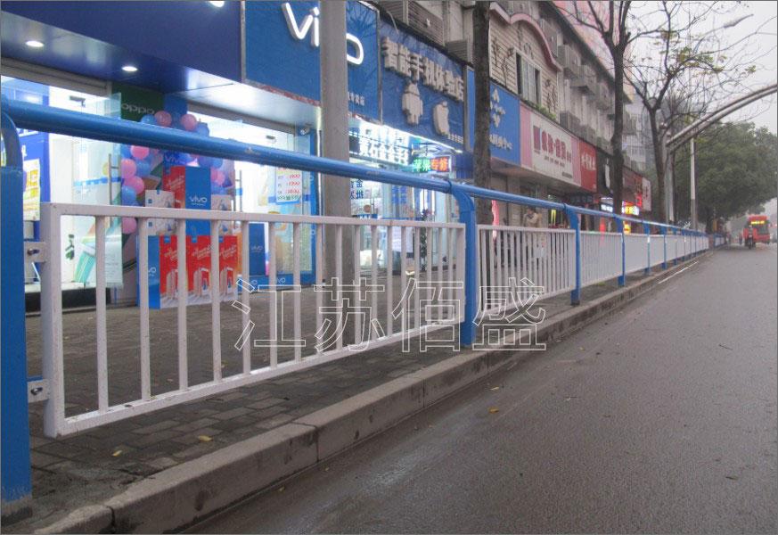 道路市政隔离花箱护栏的用途