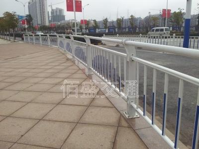 乌海不锈钢护栏安装